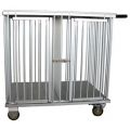 Portable Dog Show Trolley Cages